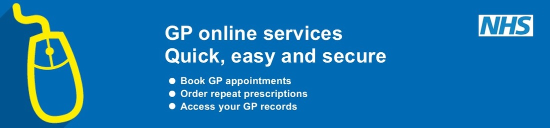GP Online Services - Quick, easy, secure